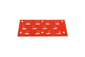 TABLA RETINATOR 12-SOLZI/ 6-SURUBURI/ 142X340MM 700-0339370000/0339.37.00.00 # B126887