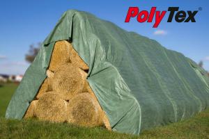 Prelata Protectie Baloti Verde PolyTex 12.5 X 9.8 m # 27098125